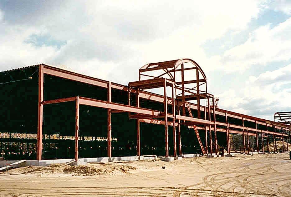 Boudreaus job site Big Y