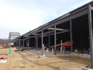 Boudreaus erectors structural steel