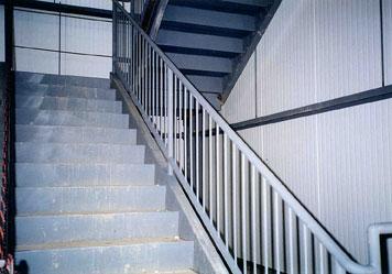 Boudreaus railings