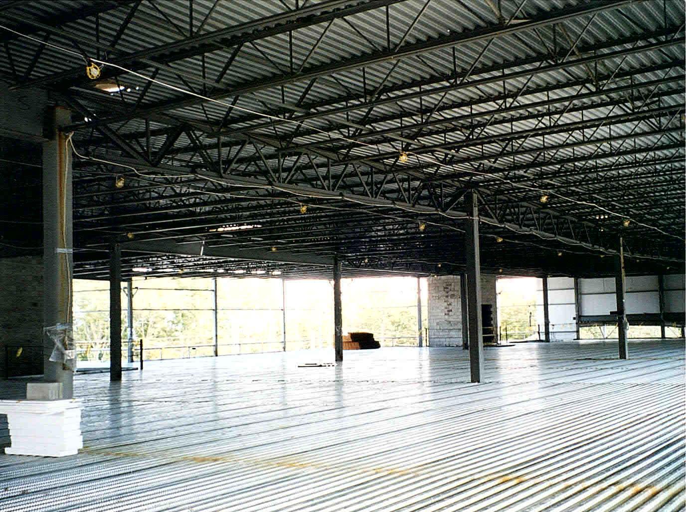 Boudreaus structural steel erectors