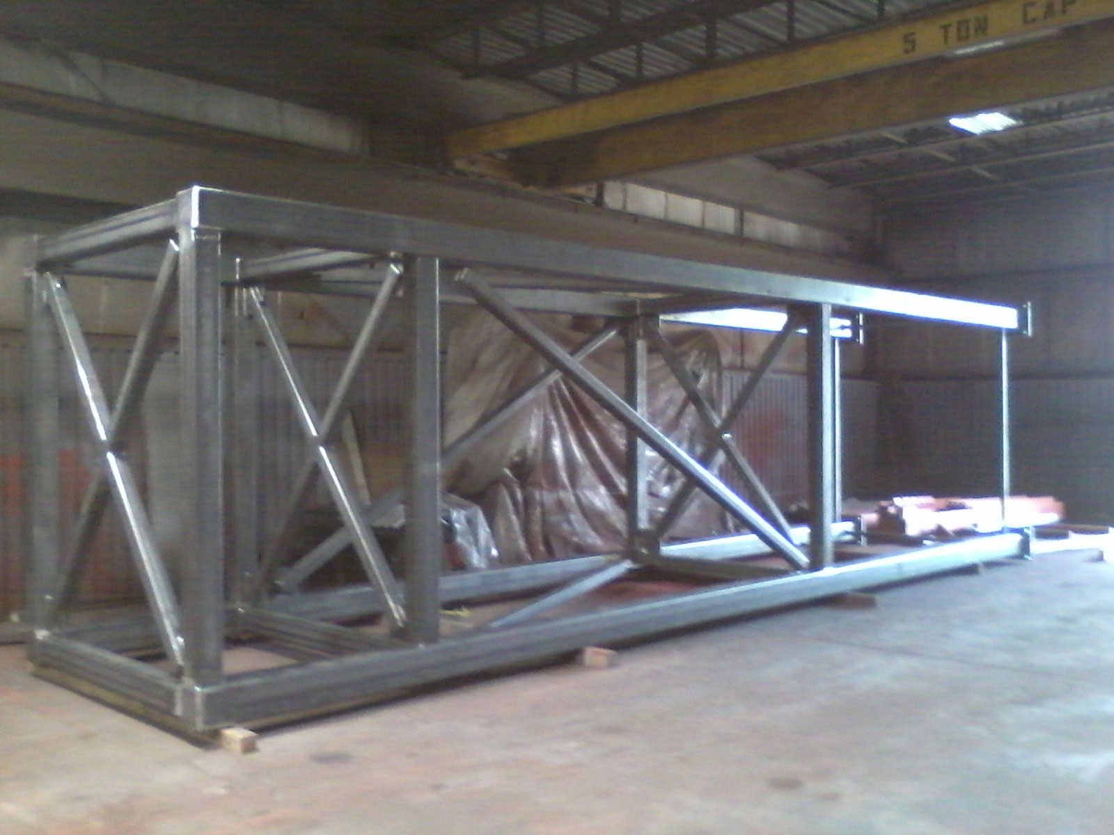 Boudreaus sign tower fabricators
